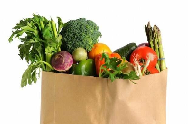 Топ-10 овощей для похудения