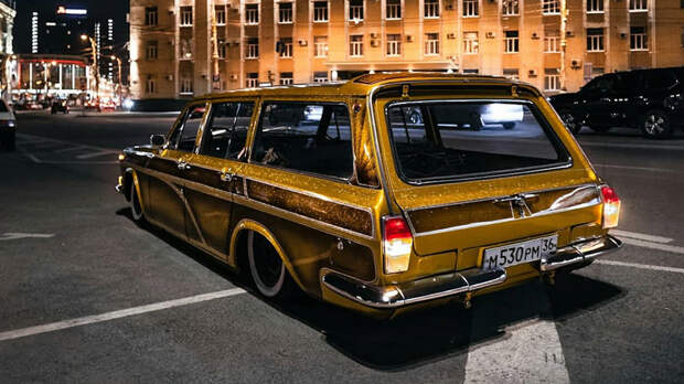 27 оригинальных примеров тюнинга ГАЗ-24 «Волга»: как дорабатывают легендарную «24-ку»