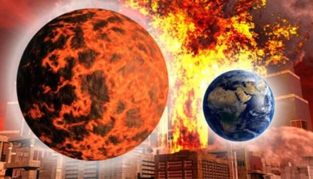 Третья мировая начнется в Басре и после этого прибудет Нибиру