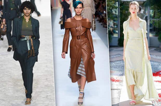 Топ-10: лучшие образы Недели моды в Милане