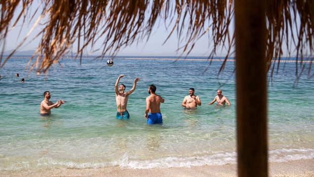 Греция c 14 мая открыла границы для российских туристов
