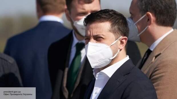 Спивак заявил, что Зеленский подписал «акт капитуляции Украины»