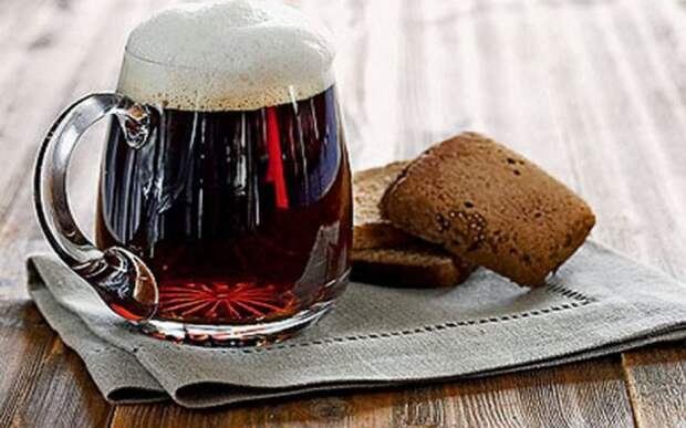 Безалкогольные напитки. Три старинных рецепта домашнего кваса