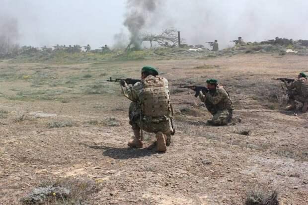 Перестрелка с погибшими произошла на границе Азербайджана и Ирана