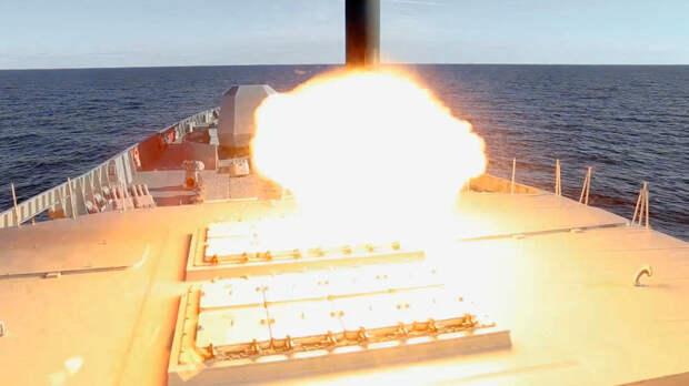 Успешное испытание гиперзвука с борта боевого корабля