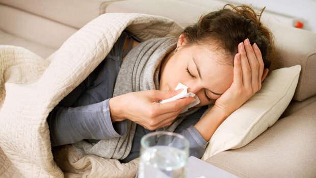 Вирусолог связал рост заболеваемости гриппом с коронавирусом и изменениями климата