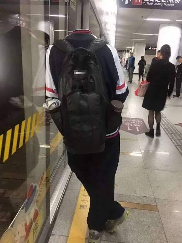 20 эксцентричных пассажиров метро, глядя на которых непонятно куда ты попал, то ли в ад, то ли в сказку