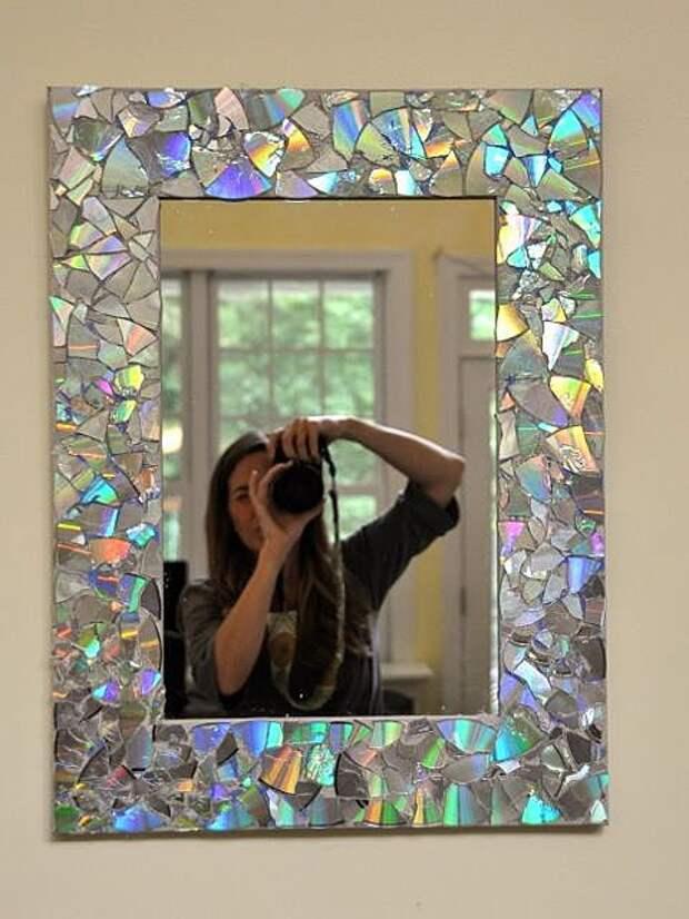 Зеркала в мозаике
