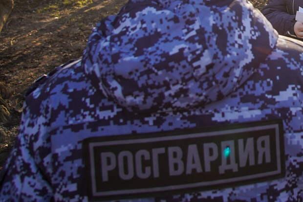Двух высокопоставленных росгвардейцев задержали в Москве
