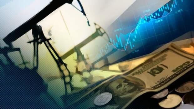 Стоимость Brent поднялась до 66,9 доллара за баррель