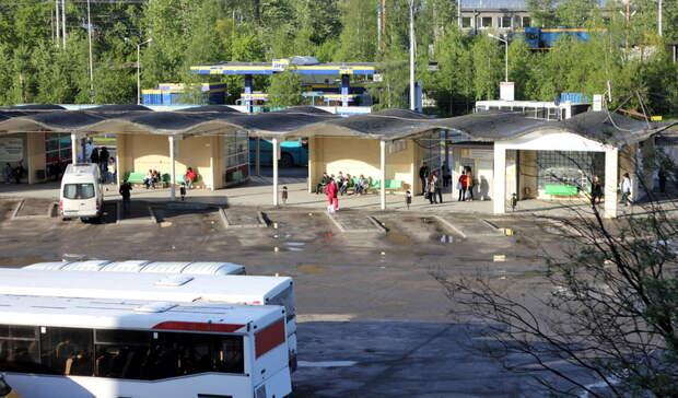 Автовокзал вПетрозаводске опубликовал летнее расписание автобусов