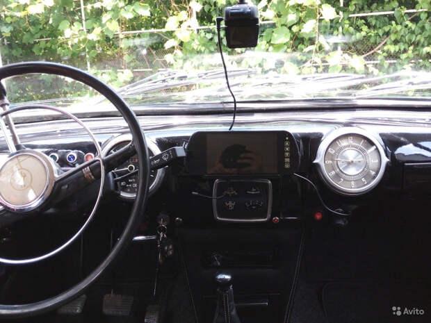 Берегите глаза: этот ГАЗ-12 ЗИМ словно привезли с Кубы
