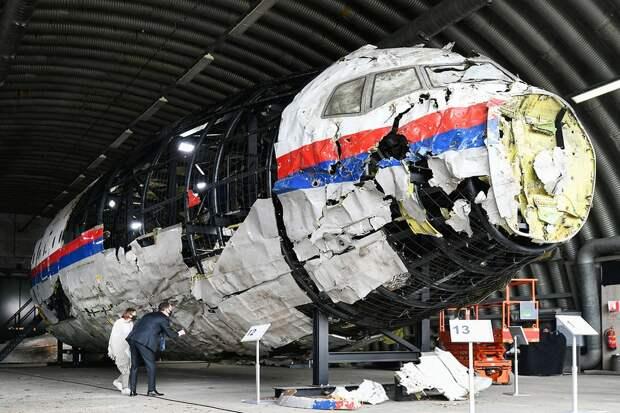 Суд по Боингу МН17: Лайнер сбил украинский «Су»