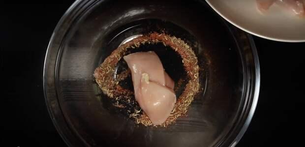 Рецепт: Курица по Мароккански Рецепт, Видео, Вкусно, Еда, Длиннопост