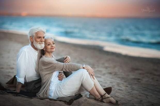 любовь продолжает молодость