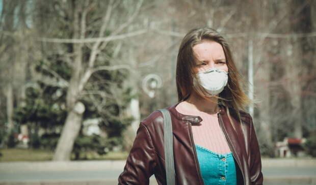 Биолог связала заболеваемость COVID-19 с погодными условиями