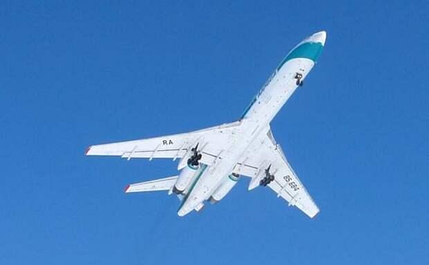 Украина установила новые опасные для полетов зоны в районе Крыма