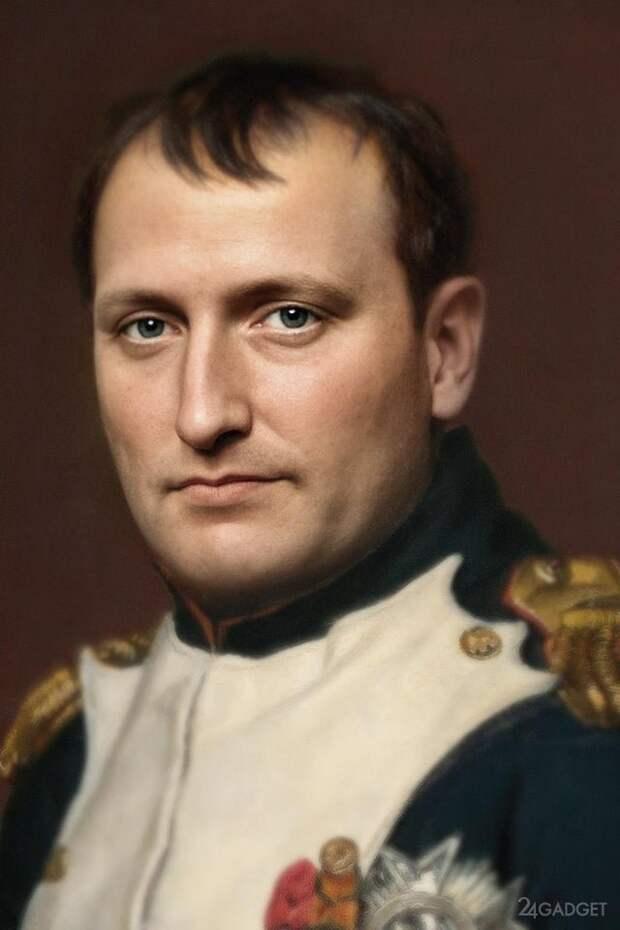 Нейросети восстановили образы Наполеона, Ван Гога, а также статуи Свободы и Думгая из Дума