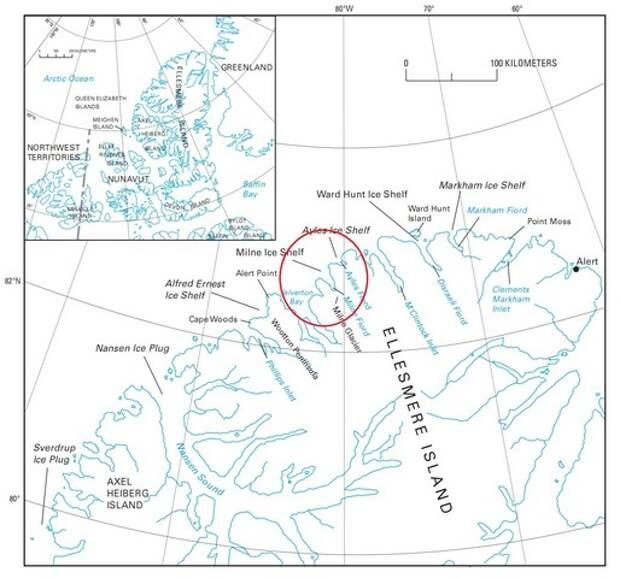 Таяние ледников Гренландии уже прошло точку невозврата