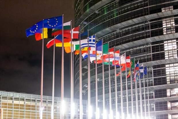Европарламент придумал принципы для общения с Россией