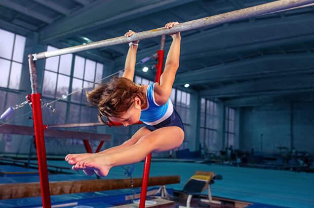 Гимнастка из Коптева взяла бронзу на соревнованиях в Белгороде