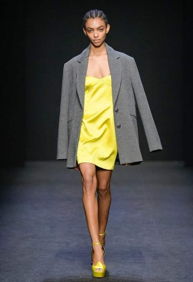 Модные цвета весна-лето 2021 года