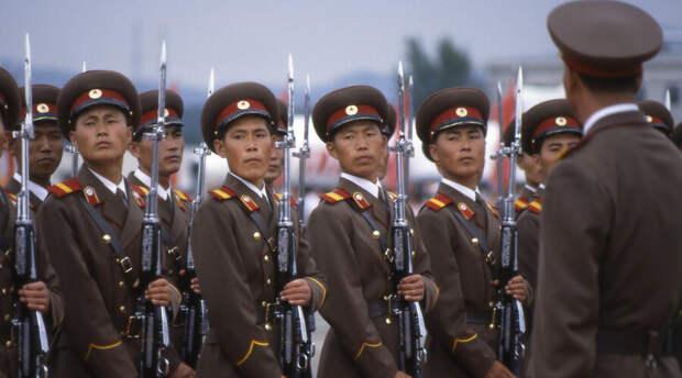 Отработка военными США и Южной Кореи воздушных маневров вызвала ярость в КНДР
