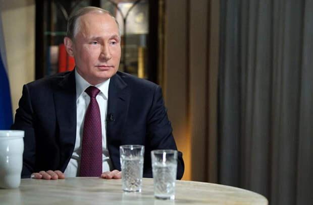 Путин заявил, что готов рассмотреть вопрос об обмене заключенными с США