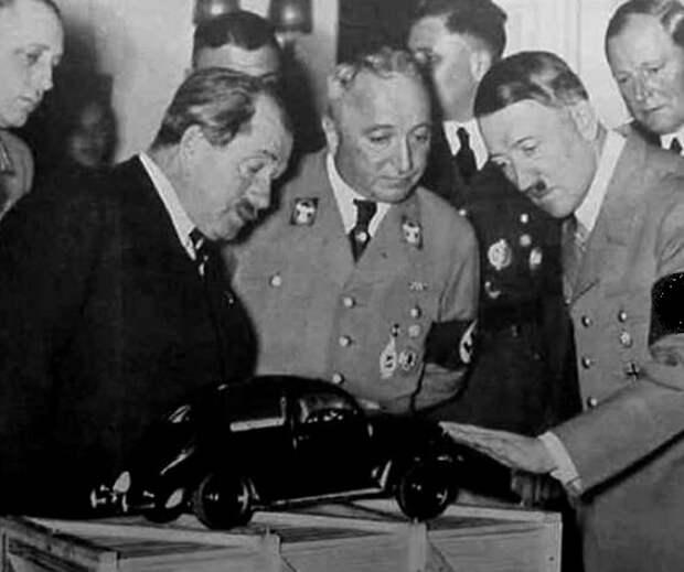 Фердинанд Порше: почему немецкий конструктор отказался выдать Абверу секрет танков СССР