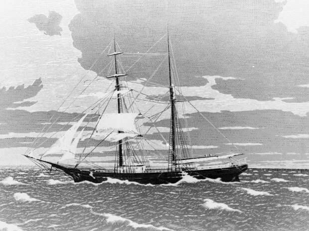 Фото №2 - Призраки океана: 4 загадочные истории исчезновения экипажей кораблей