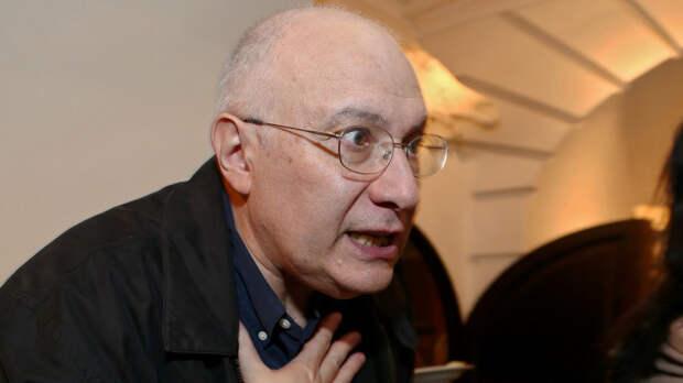 Аркадий Мамонтов о хамском поведении Ганапольского на радио: Слабая позиция, это не журналистика