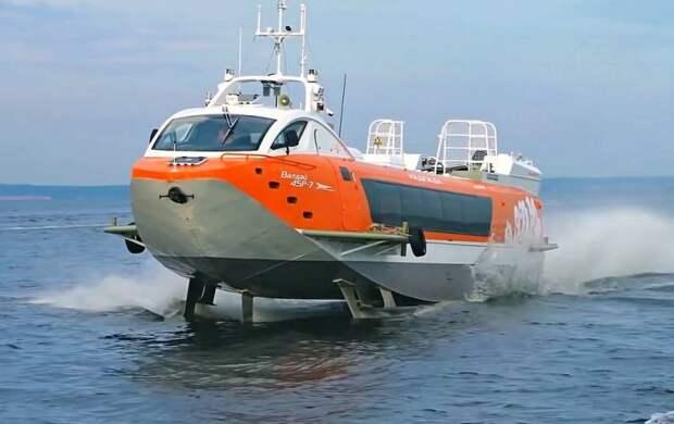 Россия быстрыми темпами обновляет военный и гражданский флот