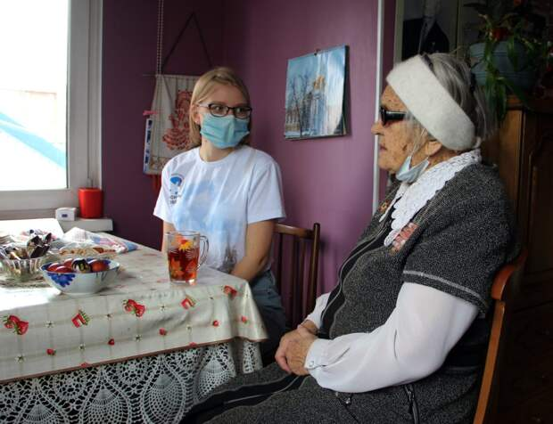 Ветеран-снайпер Галина Романовна: Надо быть готовым защищать Родину