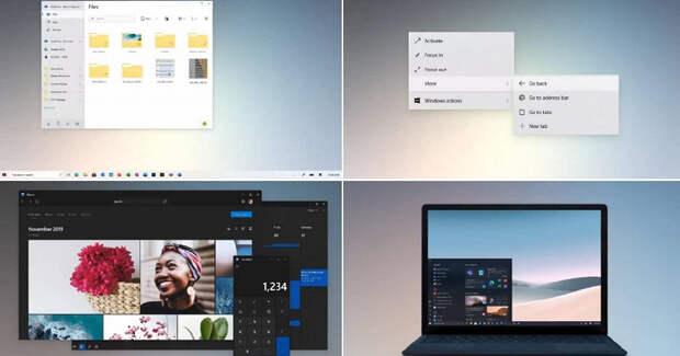 Microsoft обещает впечатляющие обновления для Windows 10 и Surface