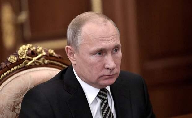 Путин призвал ЦБ и Минфин обратить внимание на ситуацию с инфляцией
