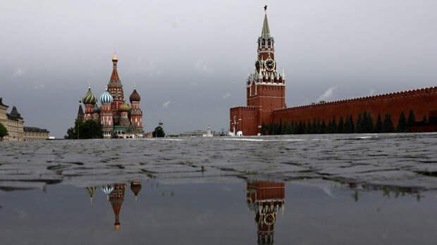 В Москве 19 мая возможен кратковременный дождь