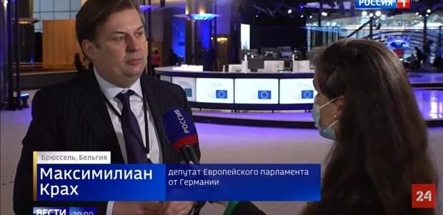 Нужно ли России жёстко говорить с Европой