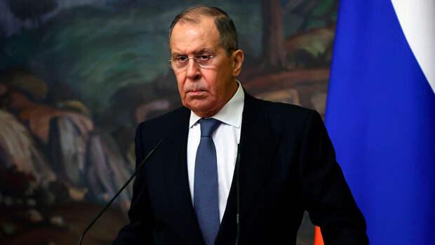 Лавров назвал позорной для Чехии историю со взрывами в Врбетице