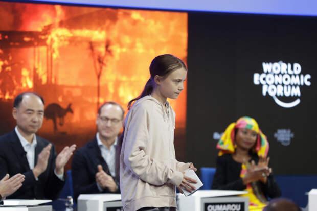 Би-би-си снимет сериал о жизни экоактивистки Греты Тунберг