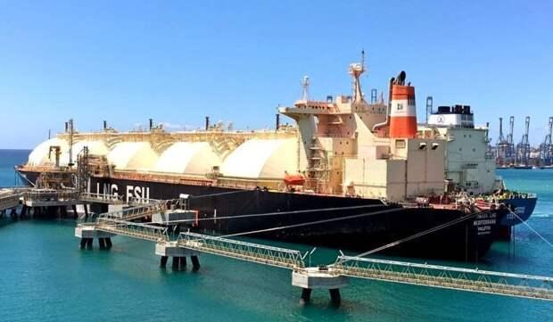 «Приговор американскому газу»: Германия приравняла СПГ из США к углю
