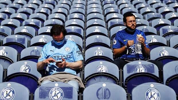«Манчестер Сити» и «Челси» объявили стартовые составы на финал Лиги чемпионов