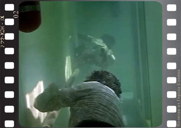 """Как в """"Пиратах XX века"""" снимали затопленный корабль и спасение девушек"""