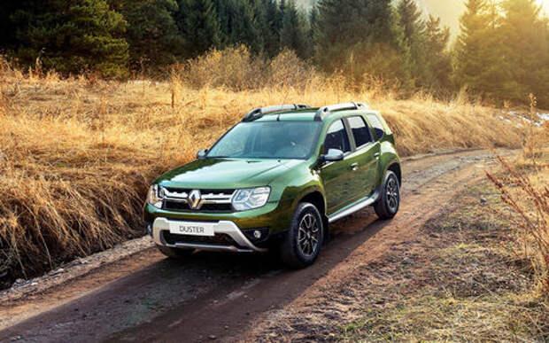 Обновленный Renault Duster: скоро в продаже