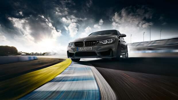 Компания BMW открыла продажи седана M3 и купе M4 в России