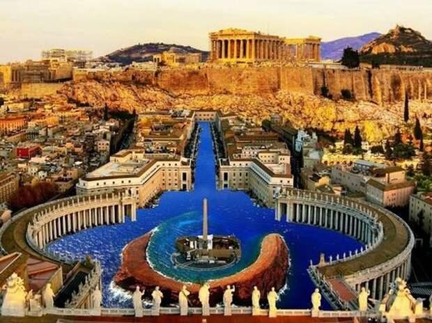 Греция продлила правила въезда россиян до 8 марта