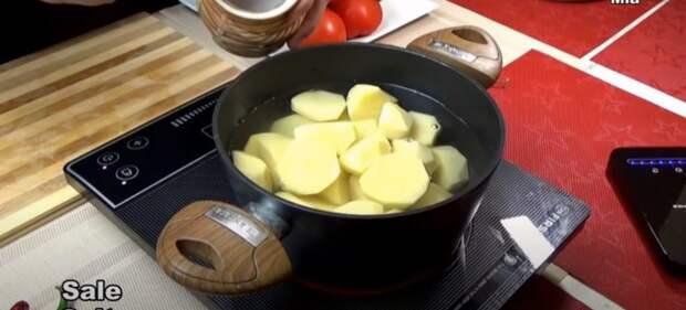 Такой хорошей картошки я еще не ела. Ужин готов за 10 минут