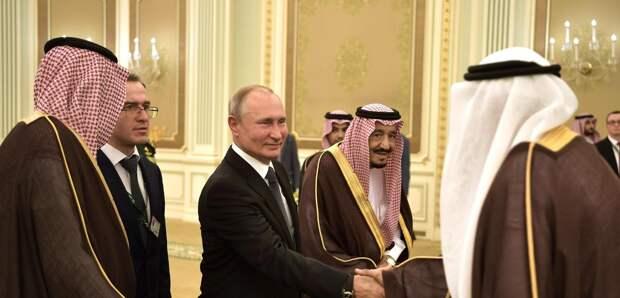 Владимир Путин в Саудовской Аравии и ОАЭ: экономическое сотрудничество и политические контакты