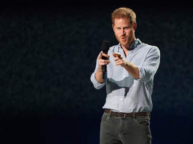Принц Гарри сравнил королевскую жизнь с «шоу Трумэна» и зоопарком