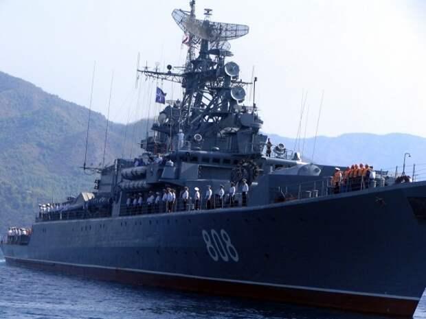 57 военных  Иранских кораблей у восточного побережья США