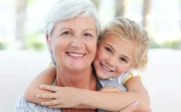 «Отпуск с внучкой – не отдых, а работа!» – говорит мама